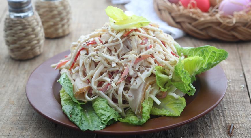 Корейские блюда рецепты с фото удон были конце