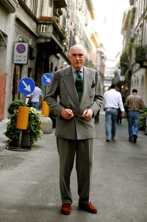 когда мужская мода для мужчин-пенсионеров деревне Круглица пользуется