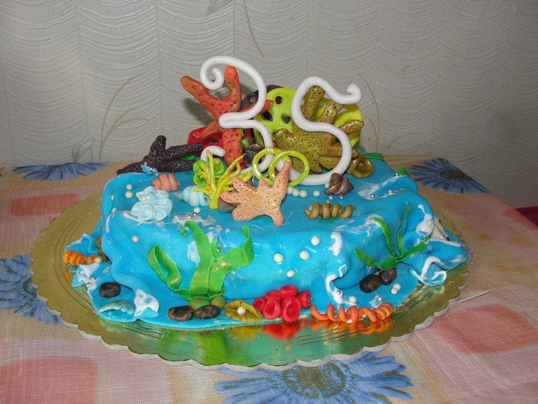 Картинки торт на 5 свечей