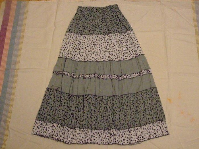 Шьем летнюю юбку своими руками