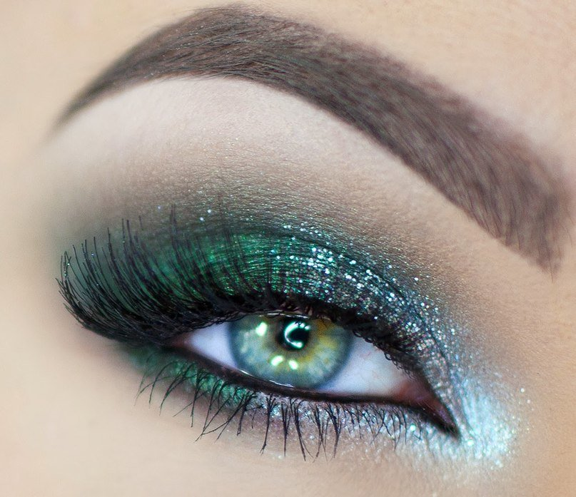 можно тени для зеленых глаз энергоэффективные доступным