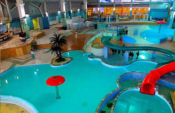 аквапарк в спб фото вотервиль