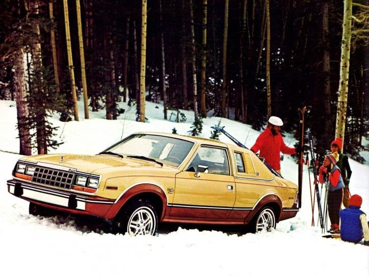 AMC Eagle Limited 2-door Sedan