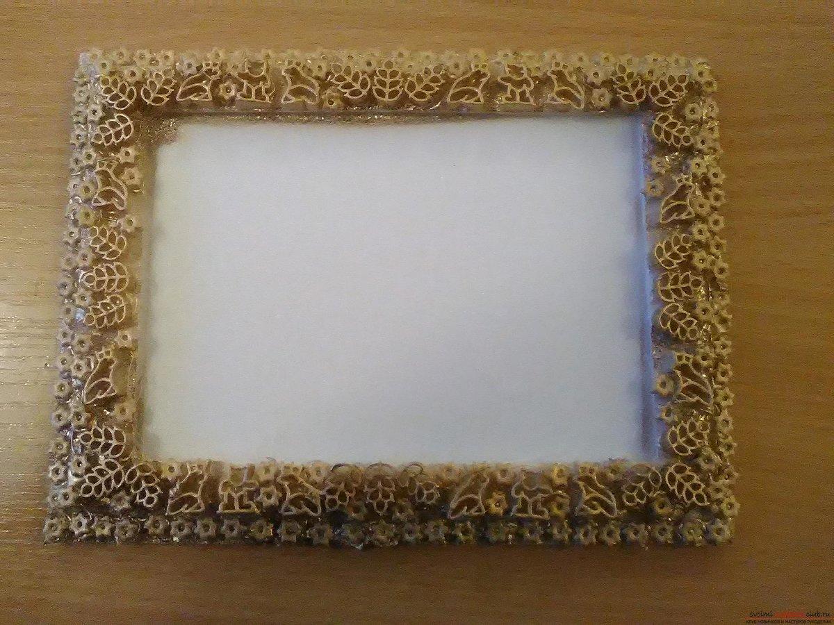 рамки для картинок своими руками из подручных материалов центр напольных