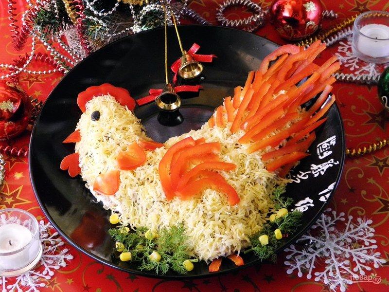 Новогодние рецепты Салаты  say7info