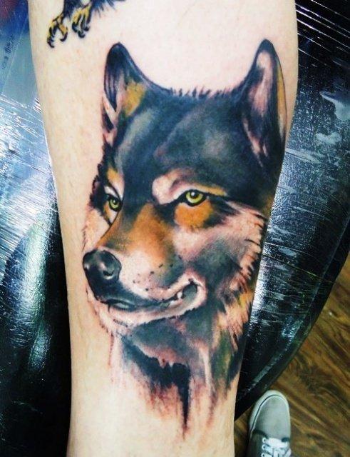 что значит татуировка волка на запясти этапе планирования
