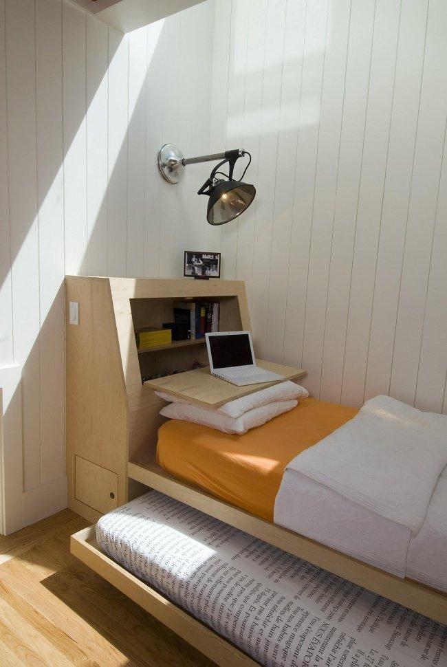Необычно — 15 шикарных идей для обустройства маленьких комнат, которые вполне реально воплотить в жизнь — Дом и Сад