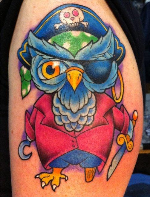 Татуировка – оригинальный способ самовыражения, который сегодня пользуется просто колоссальной популярностью.