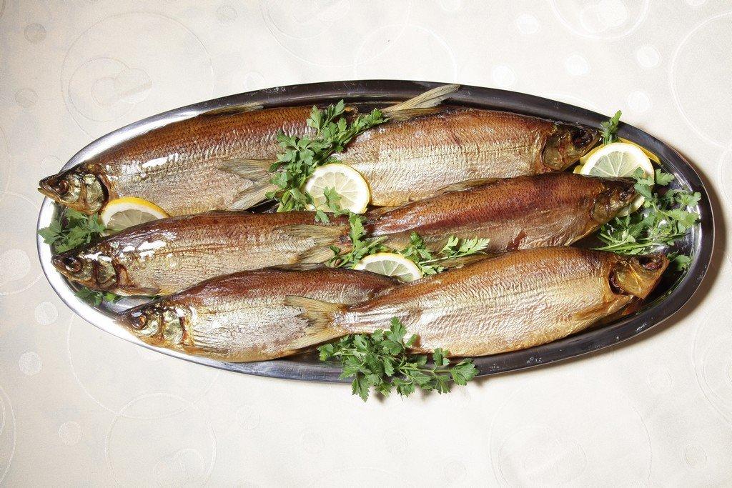 Картинка рыбы пелядь