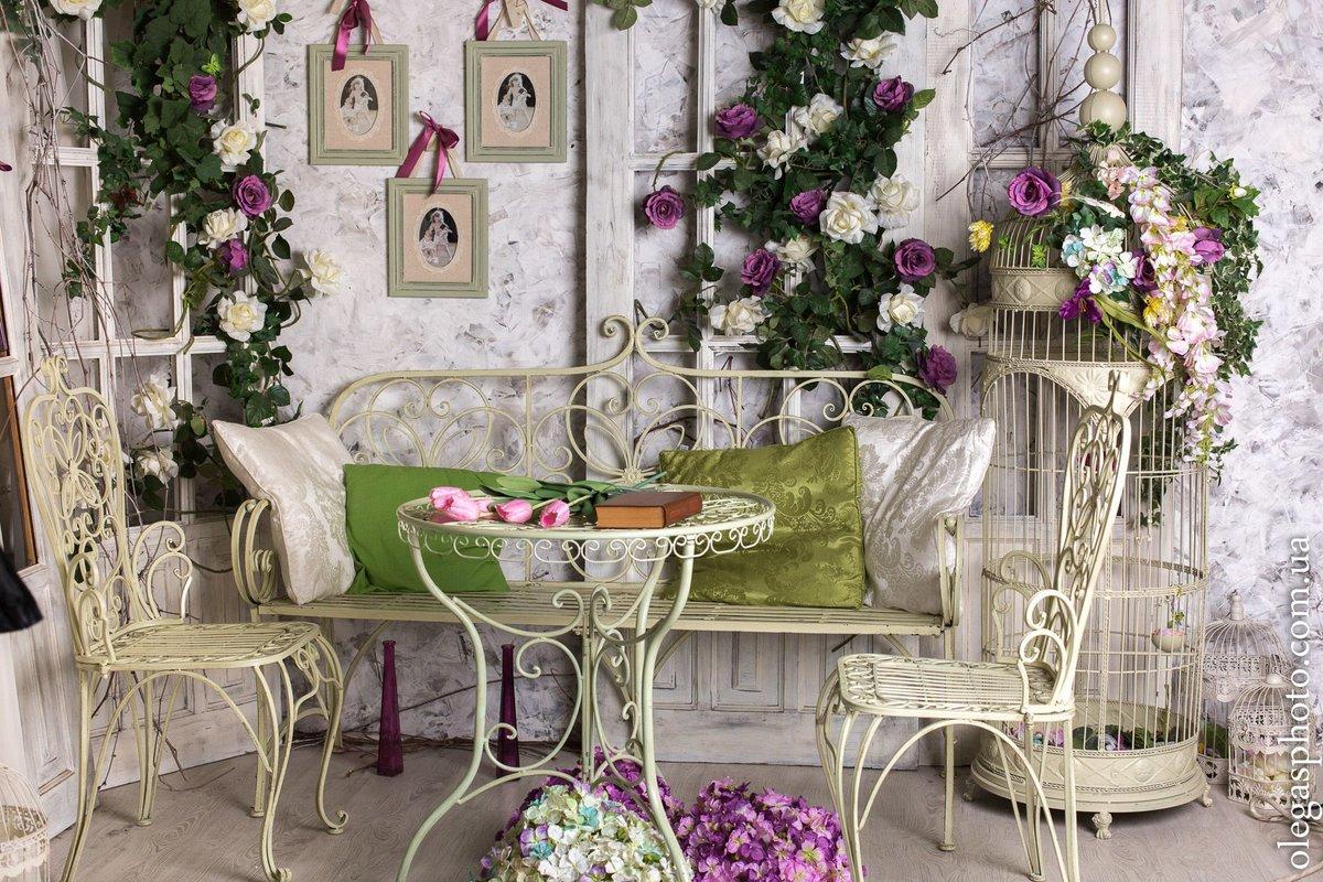 части были найти фотостудию в стиле французский прованс оформлении гостиной
