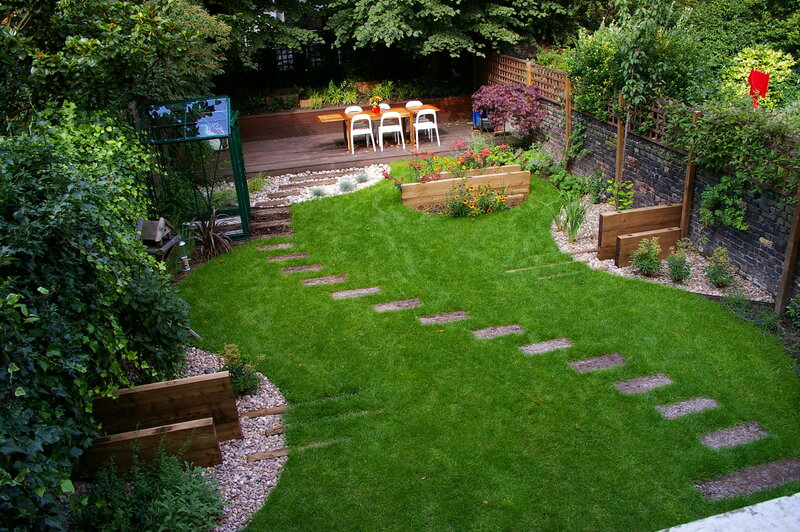 Pics Of Gardens In Homes home memorial garden ideas better homes and gardens landscape