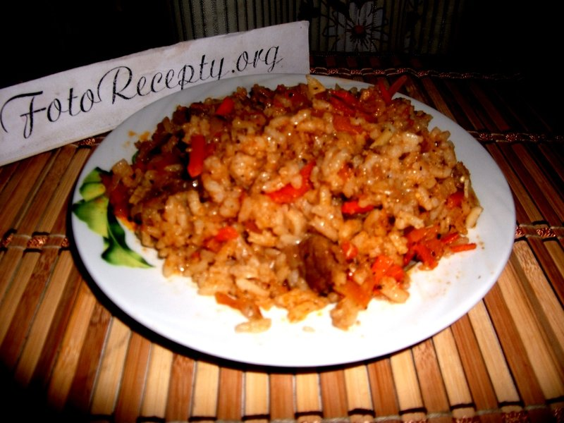 узбекский плов из свинины рецепт с фото