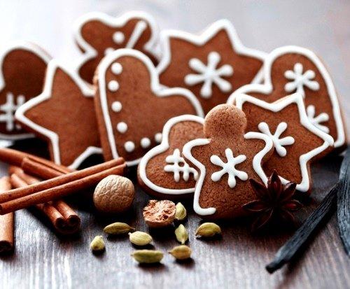 История имбирного печенья