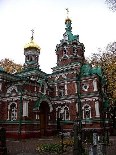 церковь святого александра невского