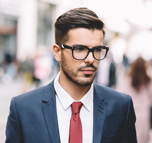 Классические мужские стрижки