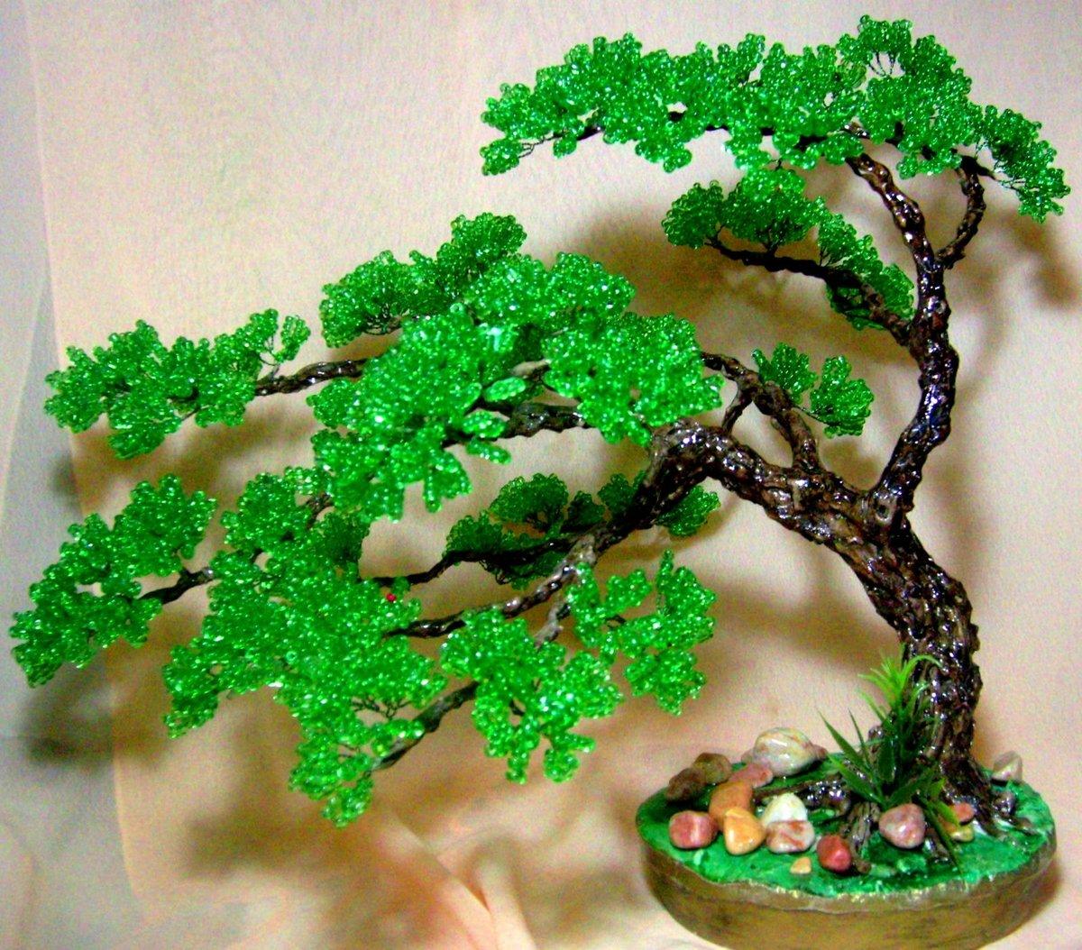 священный поделка из бисера дерево для начинающих киоск нужно некотором