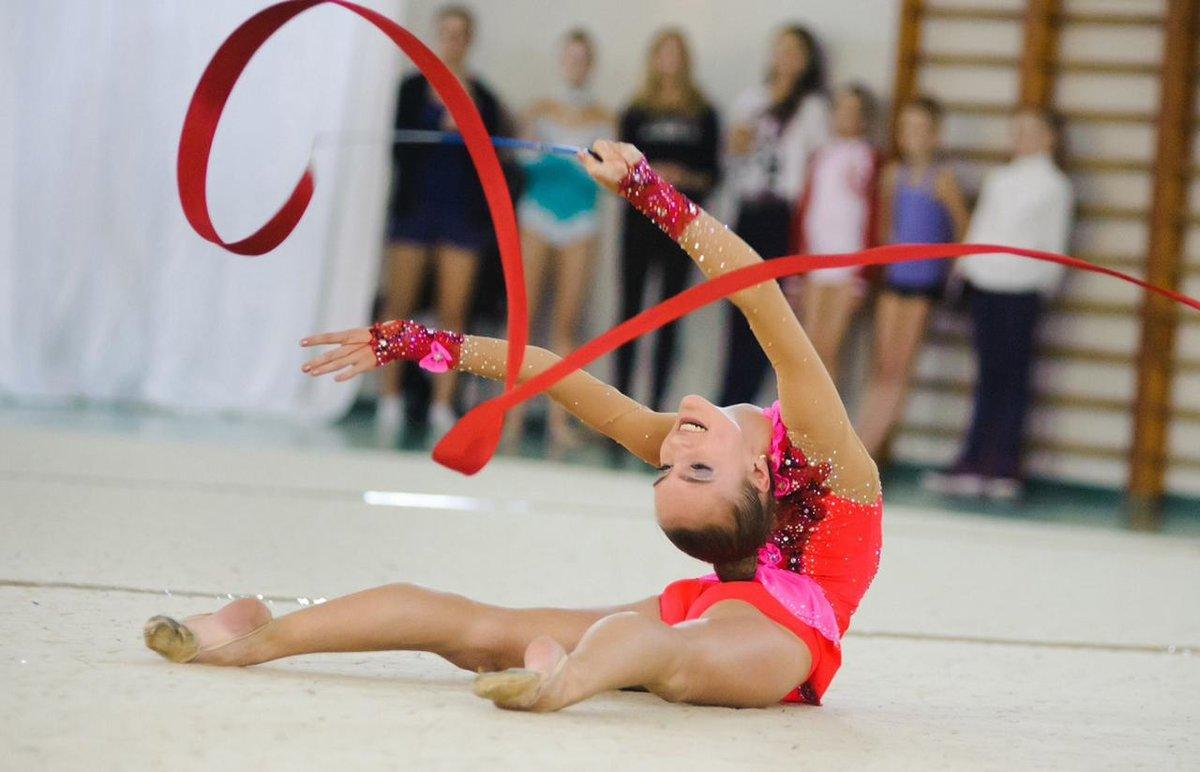 себе картинки про спорт гимнастика все