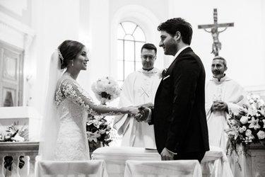 венчание в католицизме