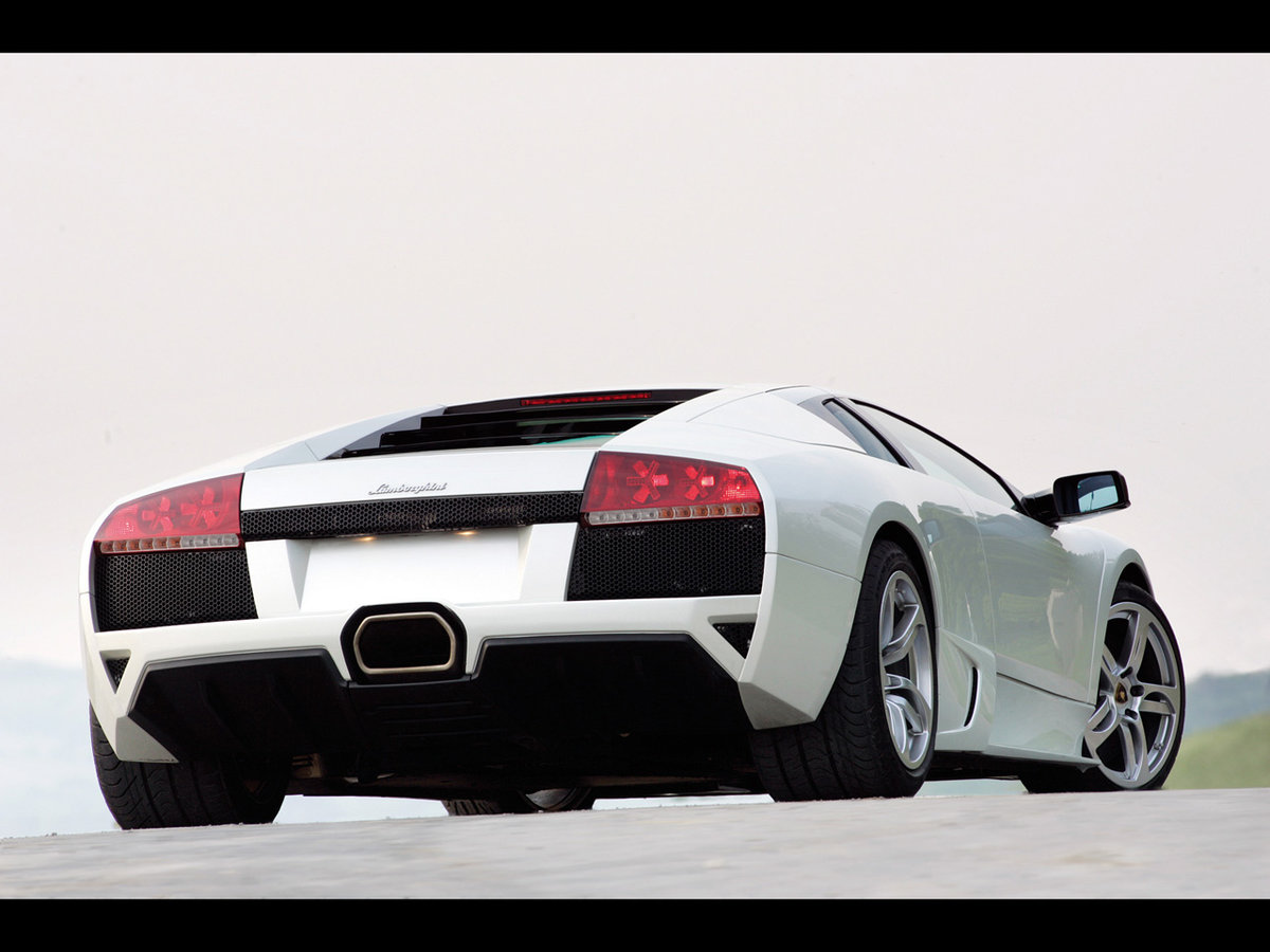 Lamborghini Murcielago Back Card From User Baggo777 In Yandex