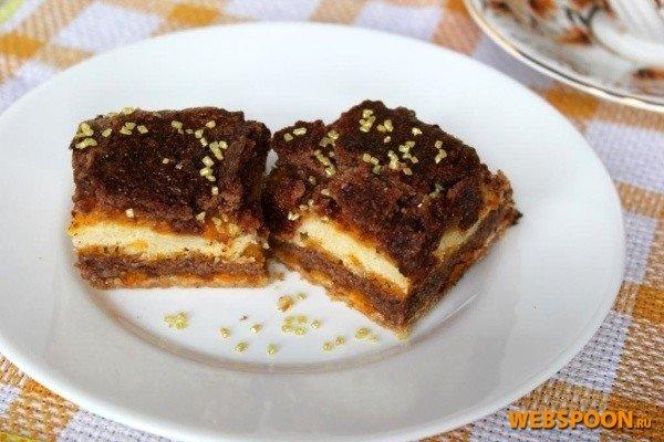 Тыквенное пирожное рецепты с фото