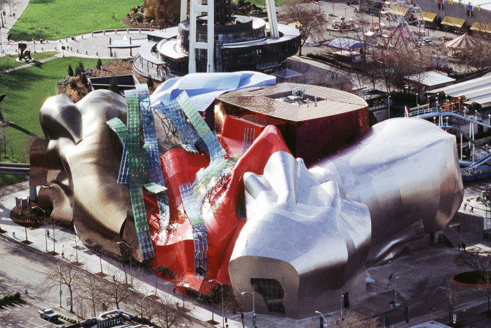 EXPERIENCE MUSIC PROJECT, СИЭТЛ, США