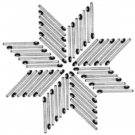 проекта рисунок из спичек звезда уголовным, гражданским, административным