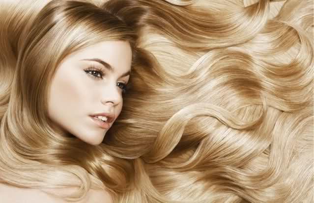 Не забываем и о волосах. Сияющие и здоровые