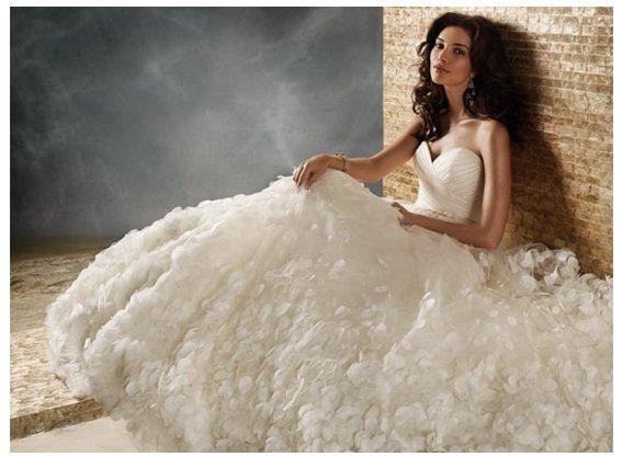Платье - фантазия