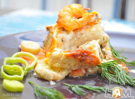 Блюда с фетаксой рецепты с фото