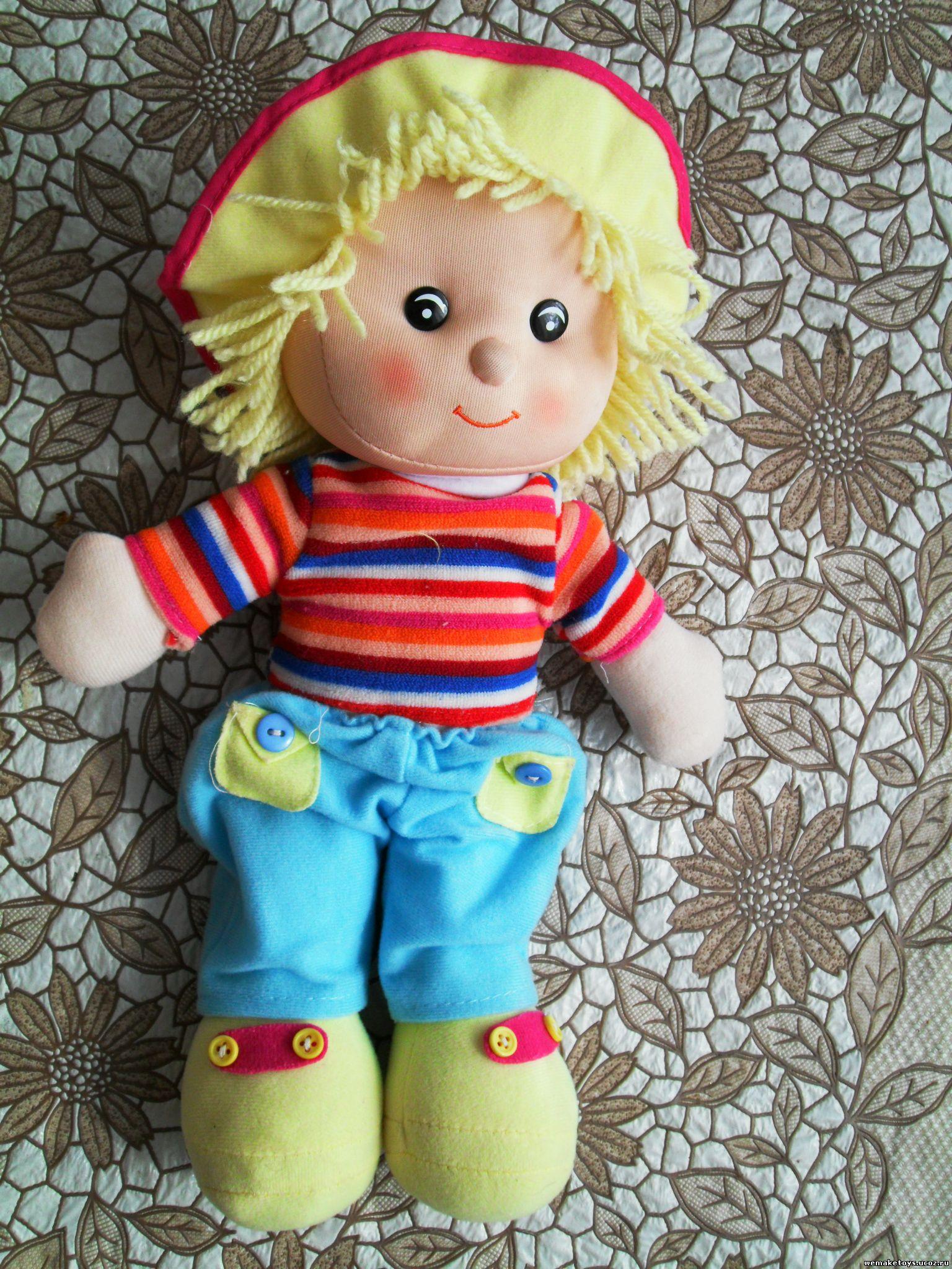 Мягкие куклы своими руками схемы фото 742