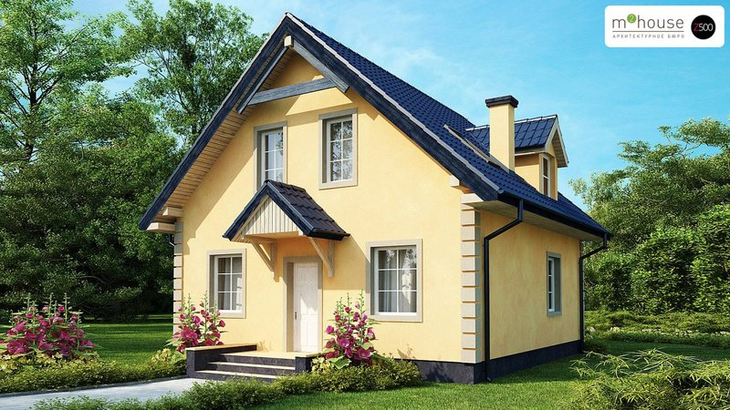 Проекты домов | m2house