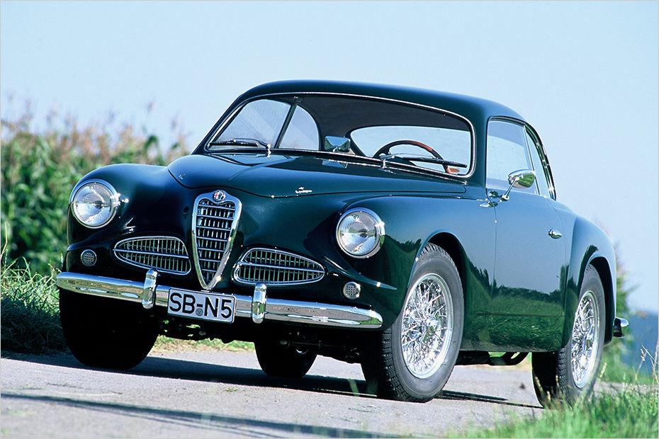 1951 Alfa Romeo 1900 Sprint Card From User Arsenyshevsky
