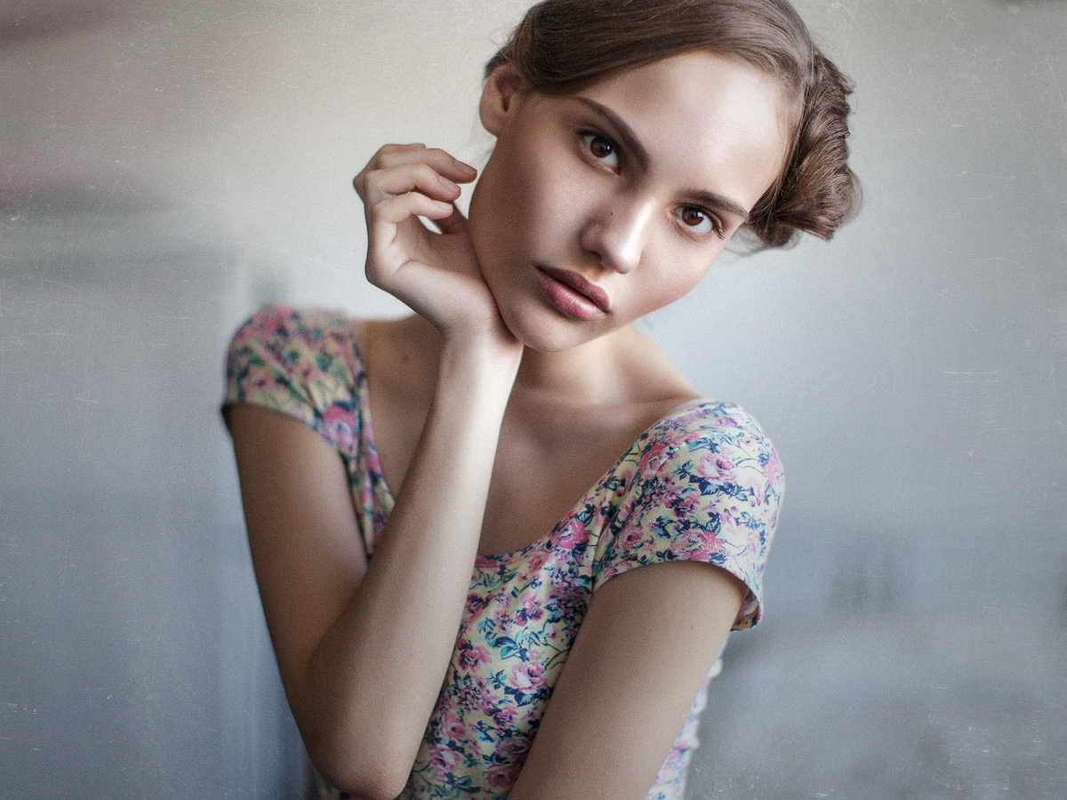 Молодые модели москва