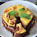 Десерты на гриле: 16 горячих идей