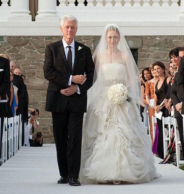 челси клинтон свадьба