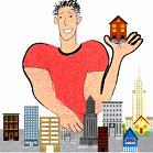 """sdelka prodavez  Подумываете о том, чтобы купить квартиру в кредит? Вот путь, который вам предстоит пройти. Познакомьтесь с основными участниками ипотечной """"цепочки"""" ]   Шаг № 1: Покупатель  sdelka pokupatelКупить квартиру в нашей стране может любой человек. Но, для того чтобы получить ипотечный кредит, нужно соответствовать определенным условиям. Идеальными заемщиками для банков с точки зрения возрастных параметров являются граждане не моложе 25 и не старше 45 лет. Молодые люди вряд ли смогут похвастаться стабильным источником дохода (многие банки требуют, чтобы вы проработали на одном месте не менее 2 лет), а пожилые не успеют погасить кредит до наступления пенсионного возраста.  Необходимо обладать стабильным источником доходов да и иметь в наличии первоначальный взнос (20-40% от стоимости квартиры). А еще обладать стрессоустойчивостью и с оптимизмом смотреть в будущее."""