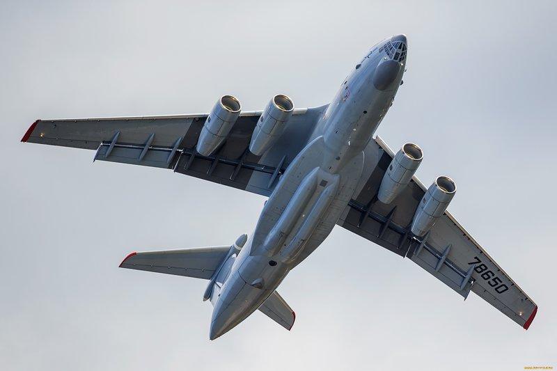 ИЛ-76МД-90A (IL-476) Авиация Военно-транспортные самолёты