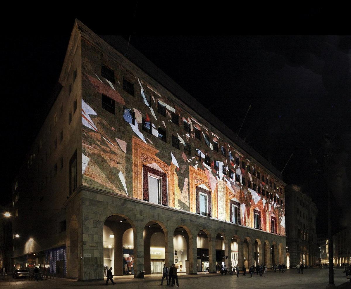 италия торговые центры фото покрытие против скольжения