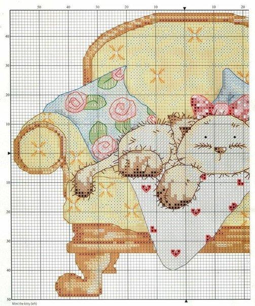 Вышивка крестиком схемы картинки: для начинающих маленькие 88