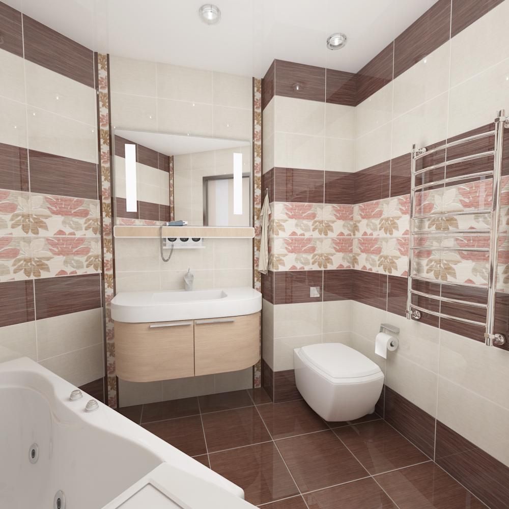 красивые плитки для ванной фото