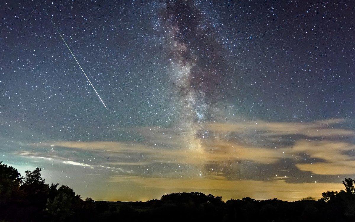 звездный поток картинки мейн-кун