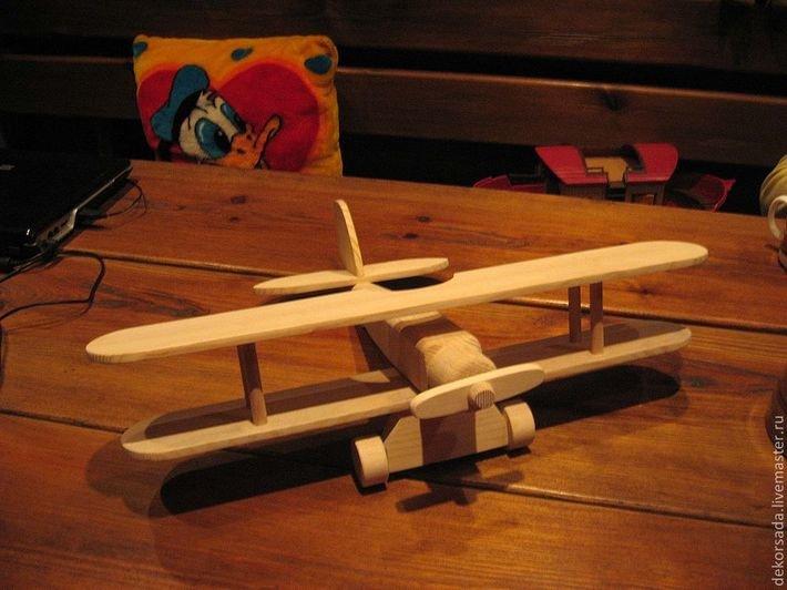 вестника фото игрушки самолет самодельных визуально расширяет