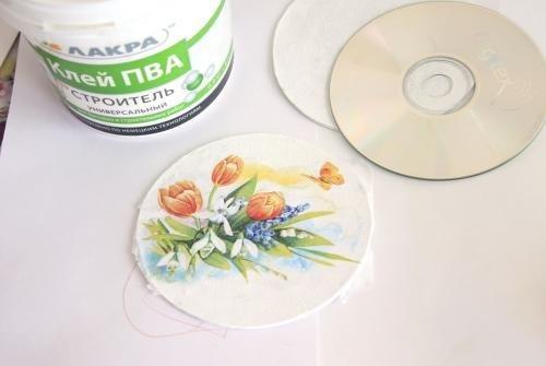 картинка с диска