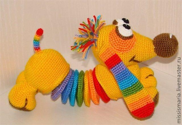 Кройка и шитье игрушек