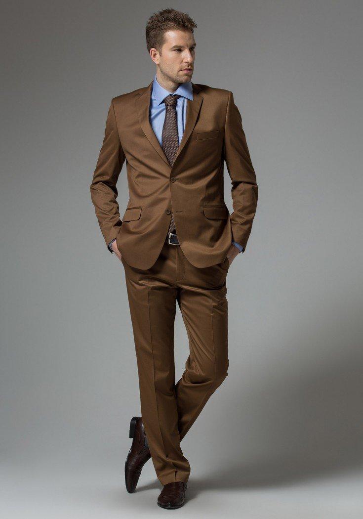 макулатуры это мужские костюмы коричневого цвета фото количество