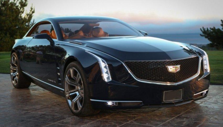 Cadillac официально представит а ШанÑае гибридный седан C...