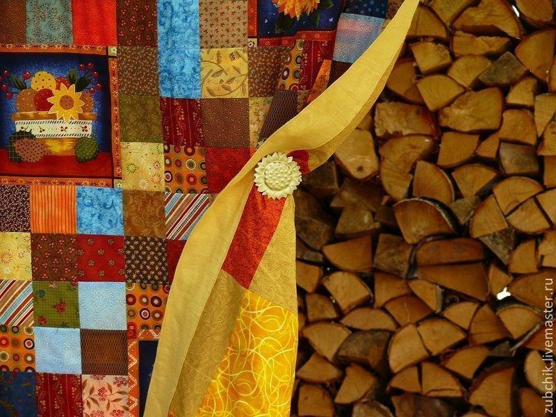 Техника лоскутного шитья известна на Руси очень давно. В каждом доме со временем скапливаются различные остатки тканей, ненужная одежда, которая вышла из моды