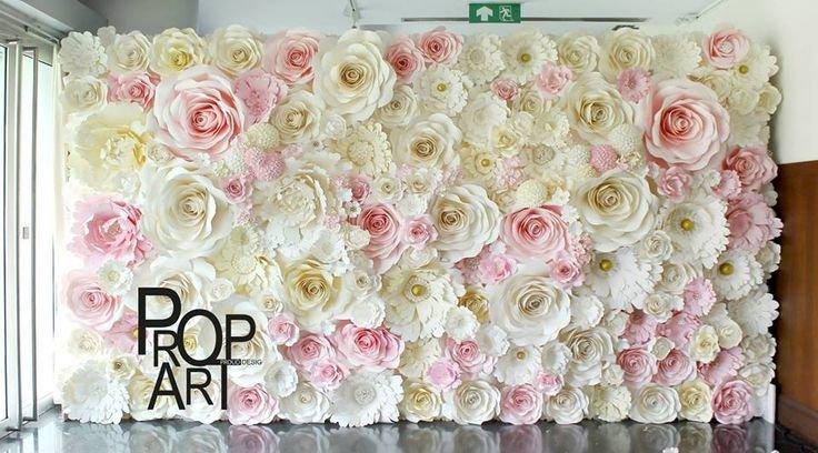 Фото большие цветы на свадьбе 17