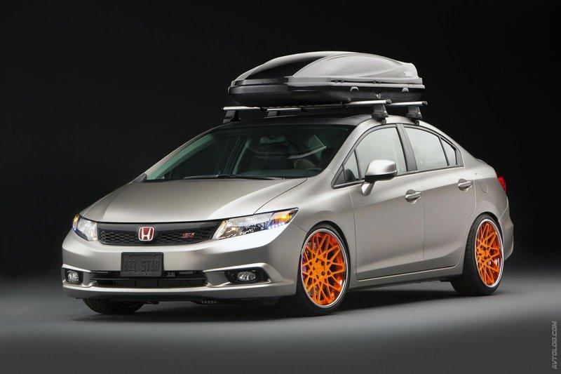 Honda Civic Sedan by Tjin Edition
