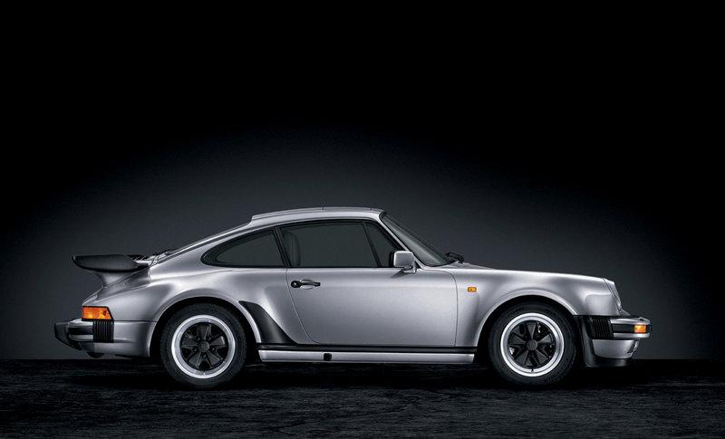 Porsche 911 Turbo 3.0 Coupe (930)